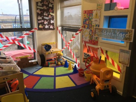 Role Play 187 Old Felixstowe Nursery